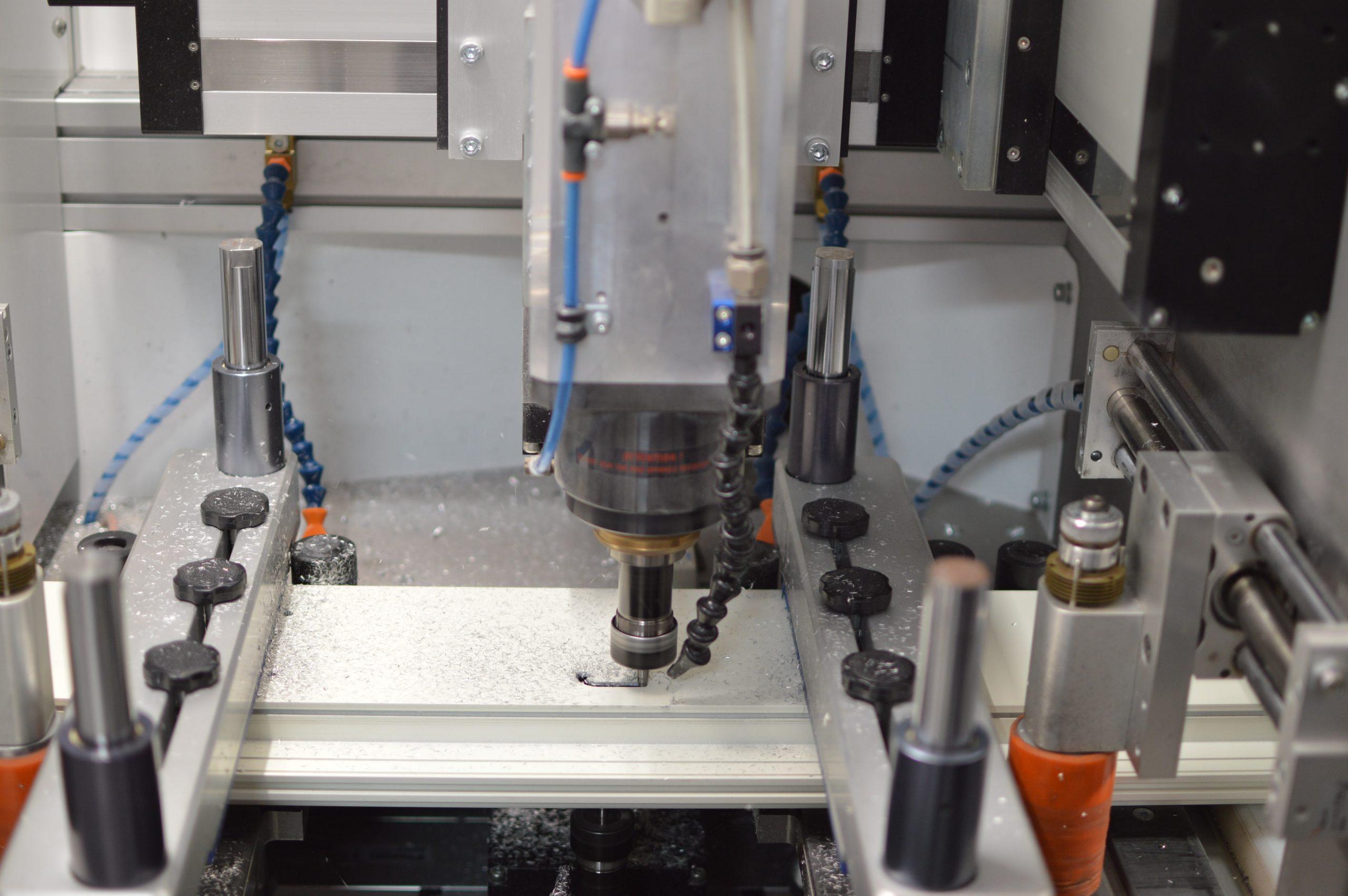 Quick Fabrication Rhino Fab Machinery